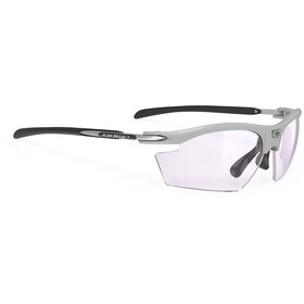Rudy Project Rydon Cykelbriller, light grey matte/impactx photochromic 2 laser purple